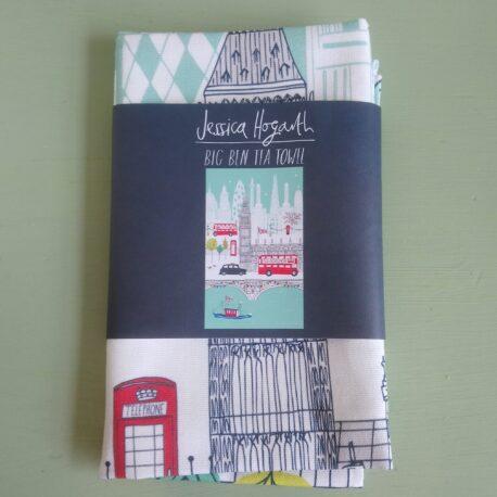 Jessica Hogarth Tea Towel