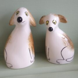 Dog Salt & Pepper Shakers