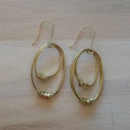 Double Hoop Earrings