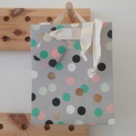 Medium Dots Gift Bag